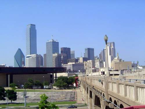 U.S.: West: Downtown Dallas II picture 3