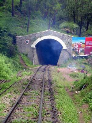 Northern India: Shimla Railway picture 1