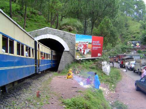 Northern India: Shimla Railway picture 4