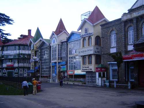 Northern India: Shimla Businesses picture 14