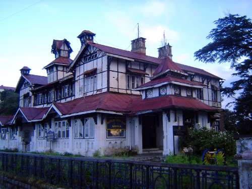 Northern India: Shimla Houses picture 8