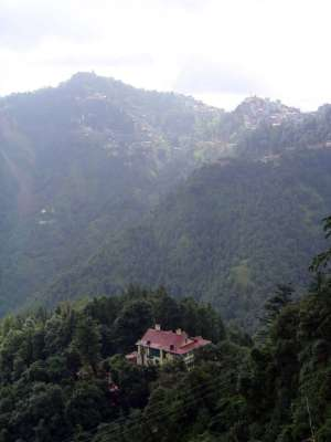 Northern India: Shimla Houses picture 14