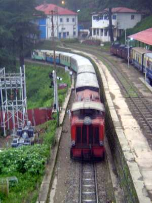 Northern India: Shimla Railway picture 7