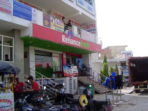 Northern India: Organized Retail in Delhi