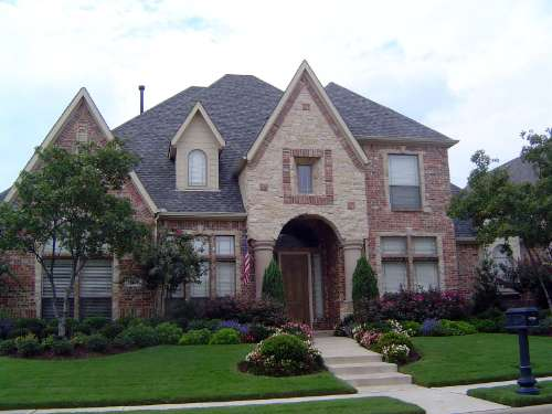 Travel to the western united states recent subdivisions for Brick stone combinations