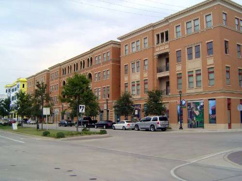 U.S.: West: Suburban New Urbanism in Dallas picture 28