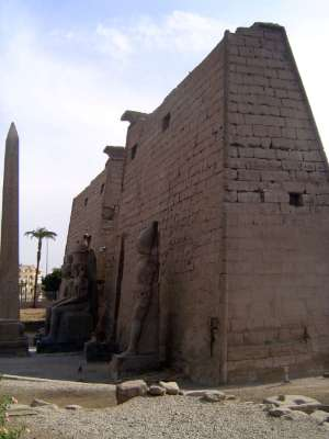 Egypt: Luxor Temple picture 3