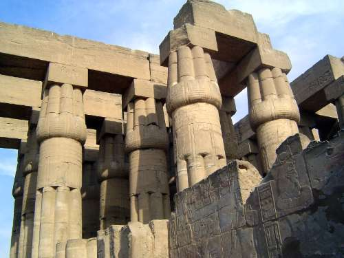 Egypt: Luxor Temple picture 21