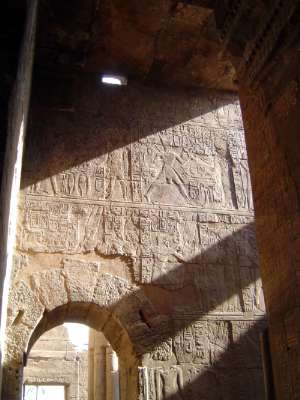 Egypt: Luxor Temple picture 26