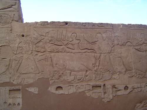 Egypt: Luxor Temple picture 11