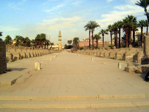 Egypt: Luxor Temple picture 1