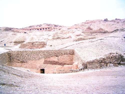 Egypt: Tomb of Rekhmire picture 1