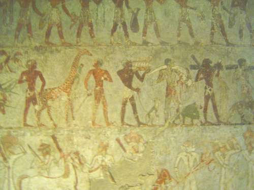 Egypt: Tomb of Rekhmire picture 2