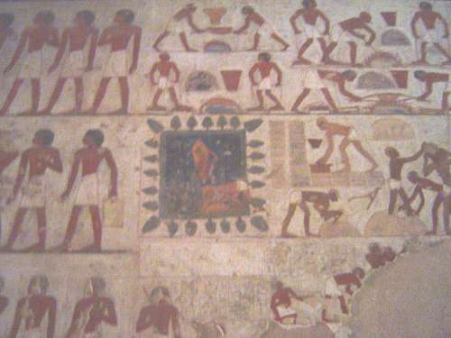 Egypt: Tomb of Rekhmire picture 4