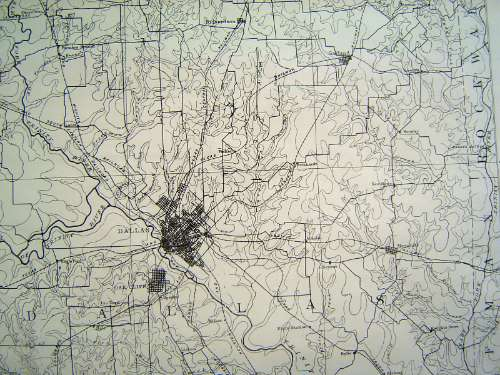 U.S.: West: Recent Subdivisions in Dallas picture 1