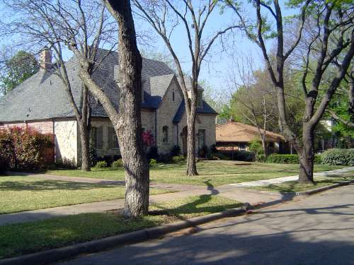 The Western United States: Historic Dallas Suburbs picture 21