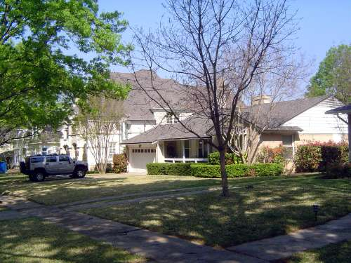 U.S.: West: Historic Dallas Suburbs picture 23