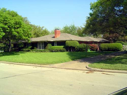 U.S.: West: Historic Dallas Suburbs picture 20