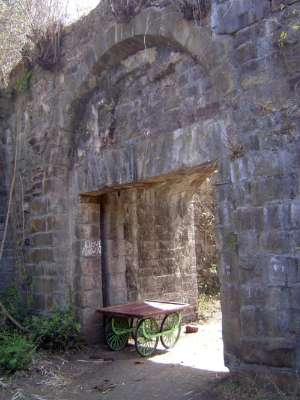 Peninsular India: Bassein Fort picture 39