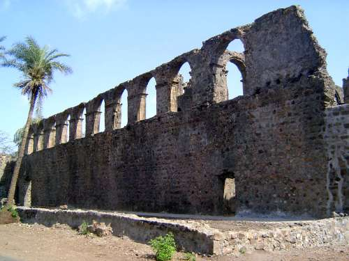 Peninsular India: Bassein Fort picture 32