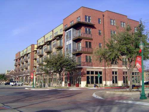 U.S.: West: Suburban New Urbanism in Dallas picture 18