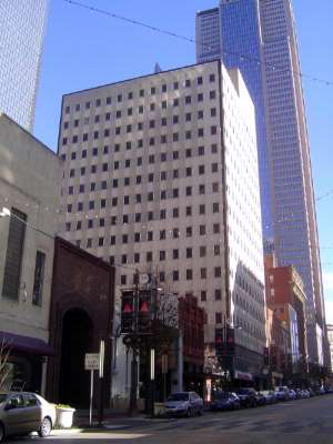 The Western United States: Downtown Dallas II