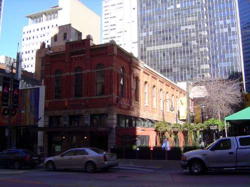 U.S.: West: Downtown Dallas I