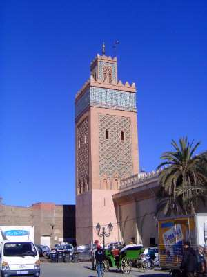 Morocco: Marrakech: The Medina or Old City picture 7