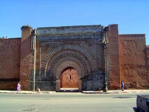 Morocco: Marrakech: The Medina or Old City picture 5