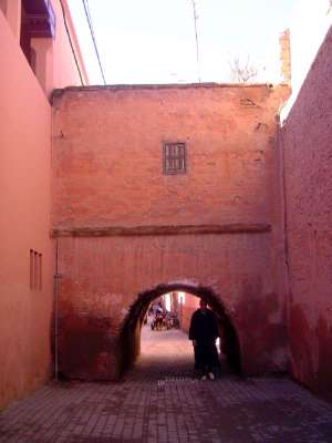 Morocco: Marrakech: The Medina or Old City picture 6