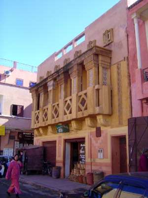 Morocco: Marrakech: The Medina or Old City picture 9