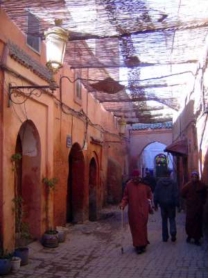 Morocco: Marrakech: The Medina or Old City picture 16