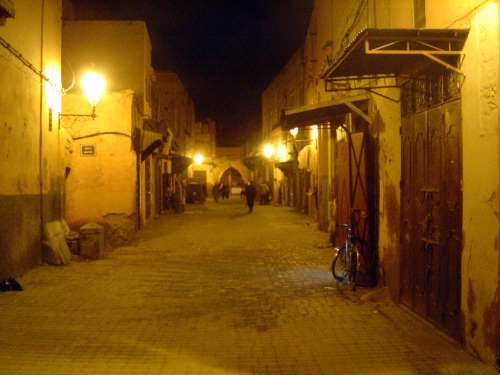 Morocco: Marrakech: The Medina or Old City picture 17