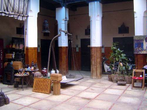 Morocco: Marrakech: The Medina or Old City picture 22