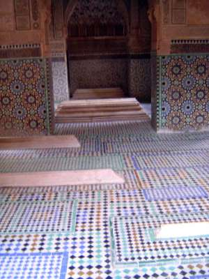 Morocco: Saadian Tombs picture 3