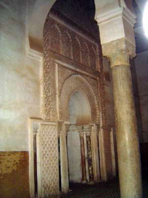 Morocco: Saadian Tombs picture 6