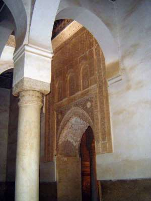 Morocco: Saadian Tombs picture 7