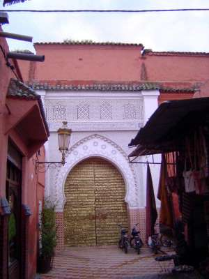 Morocco: Marrakech: The Medina or Old City picture 27