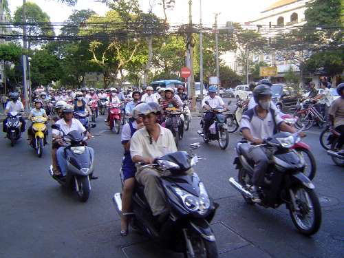Vietnam: HCMC to Cantho picture 1
