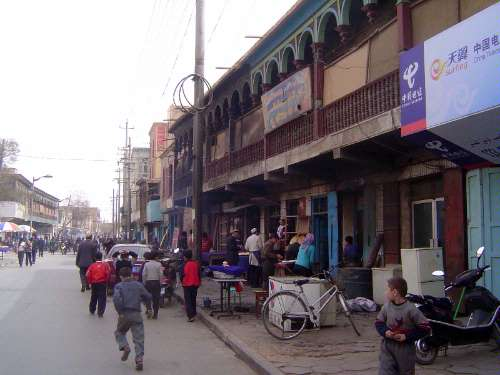 China: Kashgar picture 24