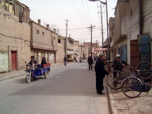 China: Kashgar picture 30