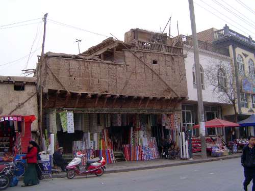 China: Kashgar picture 36