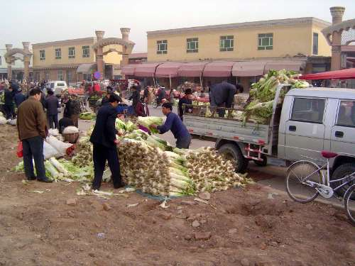 China: Kashgar Sunday Market picture 6