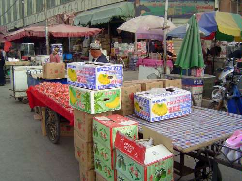 China: Kashgar Sunday Market picture 9