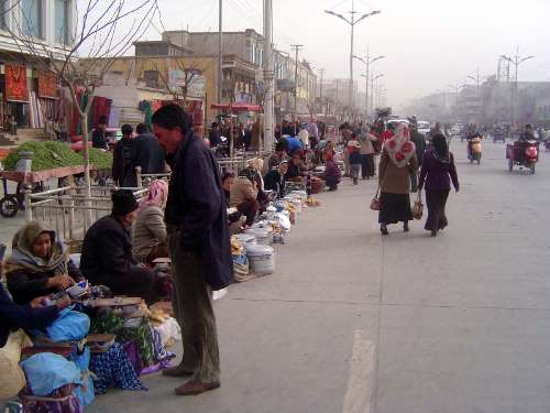 China: Kashgar Sunday Market picture 18