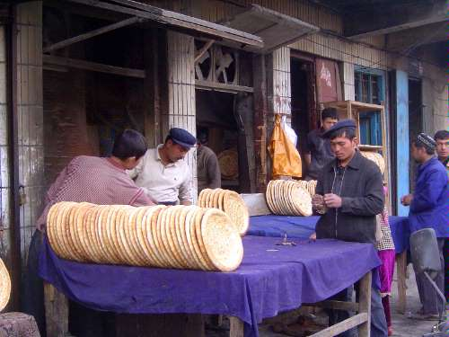 China: Kashgar picture 26