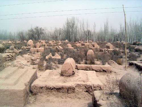 China: Kashgar Oasis picture 6