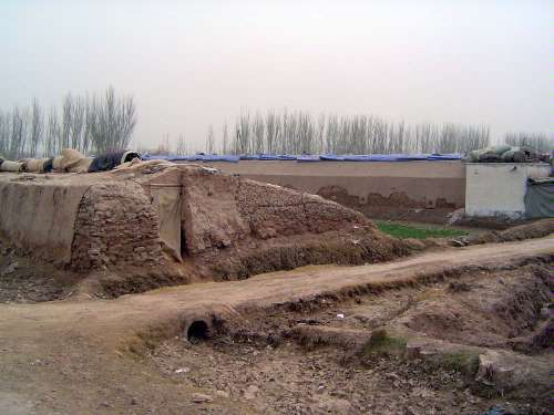 China: Kashgar Oasis picture 14