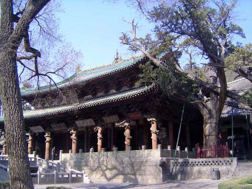 China: Jinci picture 2