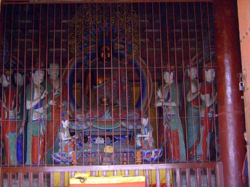 China: Foguang Temple picture 26